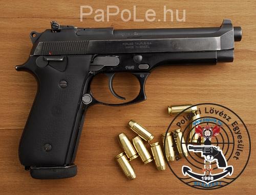 Gyártó: Taurus, Kaliber: .40 SW, Fegyver típus: PT 101 AFS