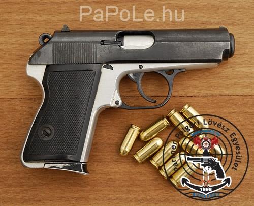 Gyártó: FEG, Kaliber: 9mm Makarov, Fegyver típusa: RK 59