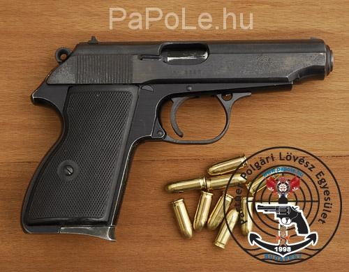 Gyártó: FEG, Kaliber: 7.65 Browning, Fegyver típus: AP9