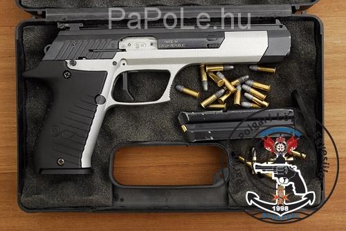 Gyártó: Ceská Zbrojovka, Kaliber: .22 LR, Fegyver típusa: 122 SPORT