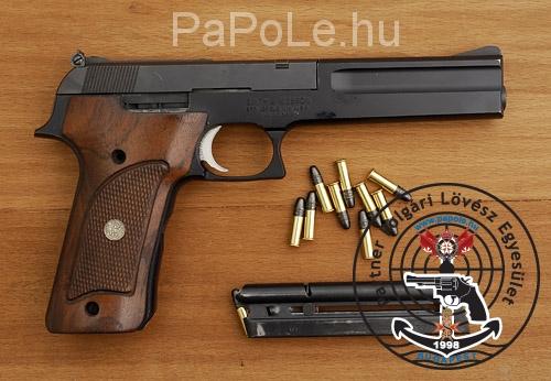 Gyártó: Smith&Wesson, Kaliber: .22 LR, Fegyver típusa: M 422
