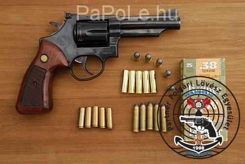 Gyártó: Taurus, Kaliber: 357 M / .38 Sp, Fegyver típusa: M 65