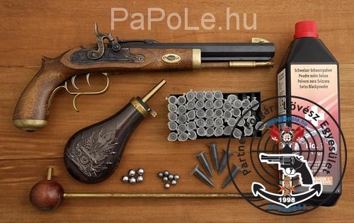Gyártó: Ardesa S.A. Kaliber: .45 Fegyver típus: Patriot