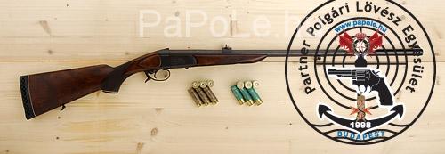 Gyártó:  Baikal, Kaliber: 16/70, Fegyver típusa: IZS 18 E