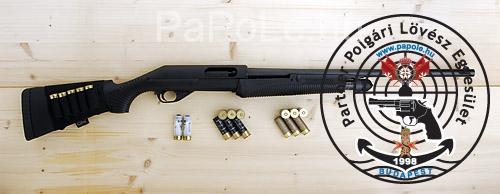 Gyártó: Benneli, Kaliber: 12/76, Fegyver típusa: Nova