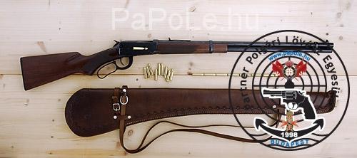 Gyártó: Winchester, Kaliber: 357 M 38 Sp, Fegyver típusa: M94 AE