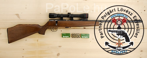 Gyártó: Mauser, Kaliber: .22 LR, Fegyver típusa: M107