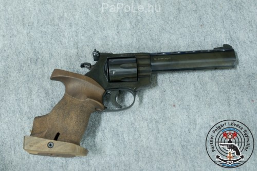 Gyártó: Weihrauch, Kaliber: .32 SW Long, Fegyver típusa: Arminius HW 357, Ár: Hamarosan