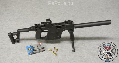 Gyártó: Kriss, Kaliber: .45 Auto, Fegyver típusa: Vestor, Ár: Hamarosan