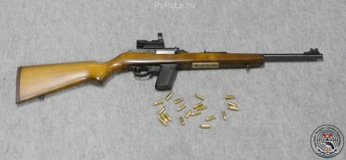 Gyártó: Marlin Kaliber: 9mm Luger Fegyver típusa: M9