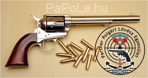 Gyártó: Uberti, Kaliber: 357/38 SP, Fegyver típusa: 1873 CATTLEMAN